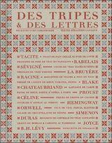Couverture Des tripes et des lettres