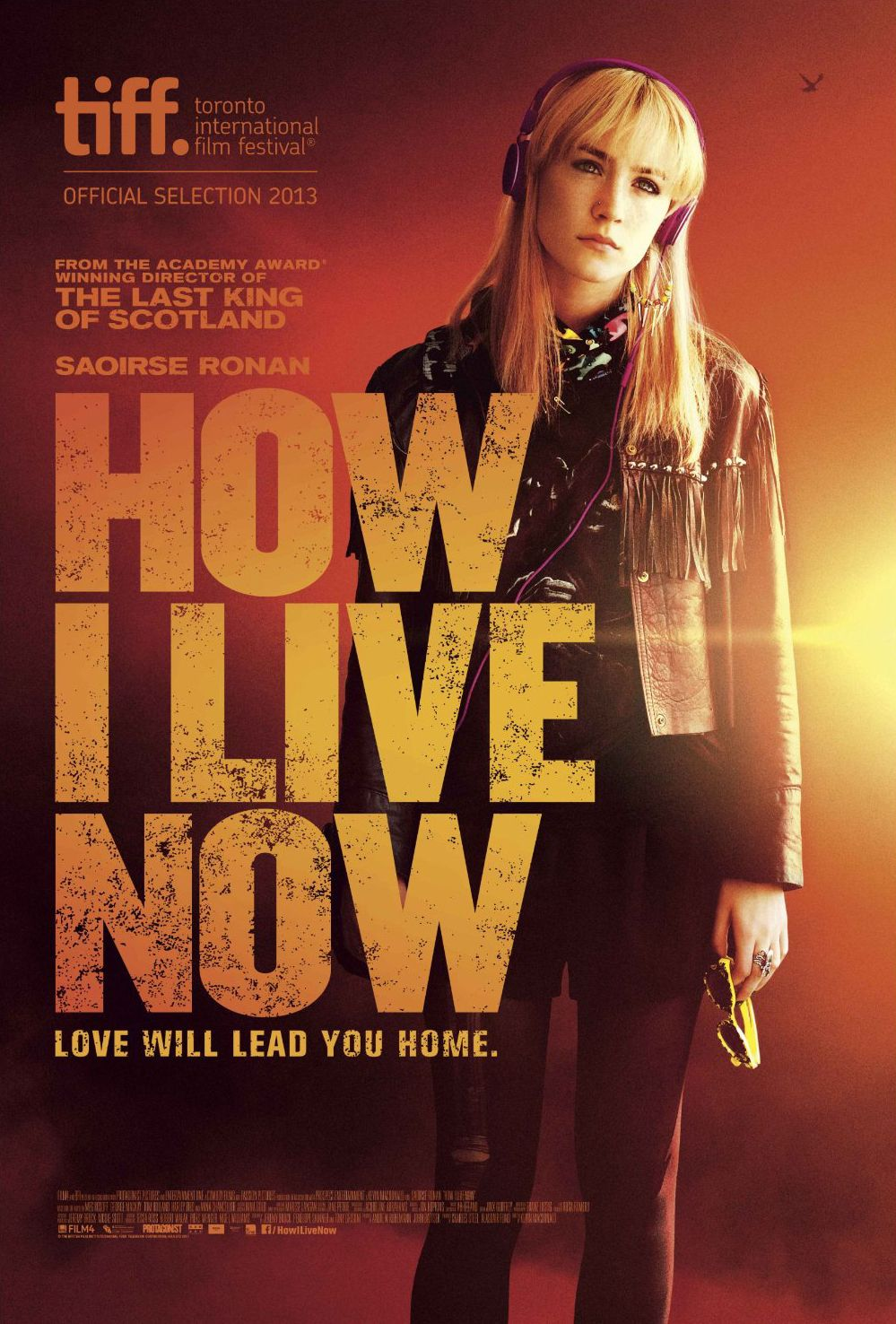 How I Live Now (Maintenant c\`est ma vie) [HDRip]