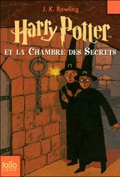 Couverture Harry Potter et la Chambre des secrets - Harry Potter, tome 2