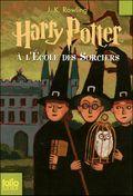 Couverture Harry Potter à l'école des sorciers - Harry Potter, tome 1