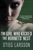 Couverture The girl who kicked the hornets' nest