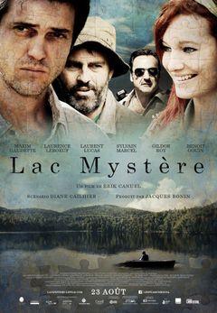 Affiche Lac Mystère