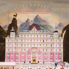 Pochette The Grand Budapest Hotel (OST)