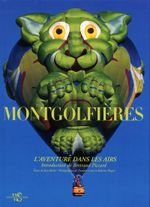 Couverture Montgolfières : l'aventure dans les airs