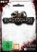 Jaquette L'Œil noir : Blackguards