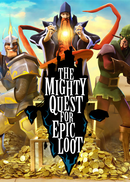 Jaquette The Mighty Quest for Epic Loot