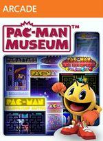 Jaquette Pac-Man Museum