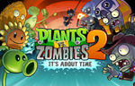 Jaquette Plants vs. Zombies 2