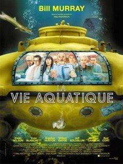 Affiche La Vie aquatique