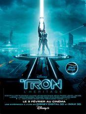 Affiche Tron : L'Héritage