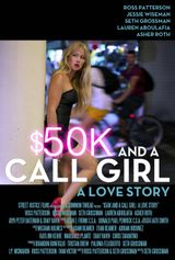 Affiche $50K and a Call Girl : A Love Story