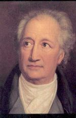 Photo Johann Wolfgang von Goethe
