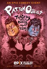 Affiche Patton Oswalt: Tragedy Plus Comedy Equals Time