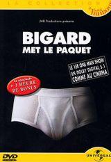 Affiche Bigard met le paquet