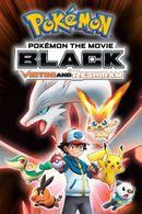 Affiche Pokémon, le film : Noir - Victini et Reshiram