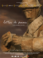 Affiche Lettres de Femmes