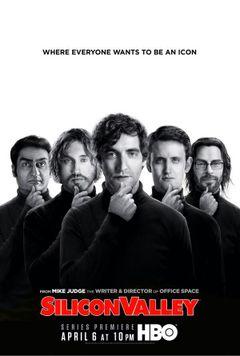Affiche Silicon Valley