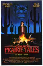 Affiche Grim Prairie Tales: Hit the Trail... to Terror