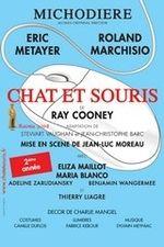 Affiche Chat et Souris
