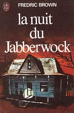 Couverture La nuit du Jabberwock