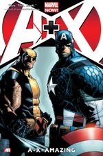 Couverture A+X = Amazing - A+X, tome 2
