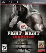 Jaquette Fight Night Champion