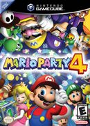 Jaquette Mario Party 4
