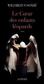 Couverture Le coeur des enfants léopards