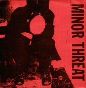 Pochette Minor Threat (EP)