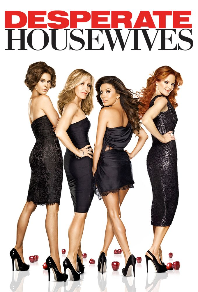 desperate housewives s rie 2004 senscritique. Black Bedroom Furniture Sets. Home Design Ideas