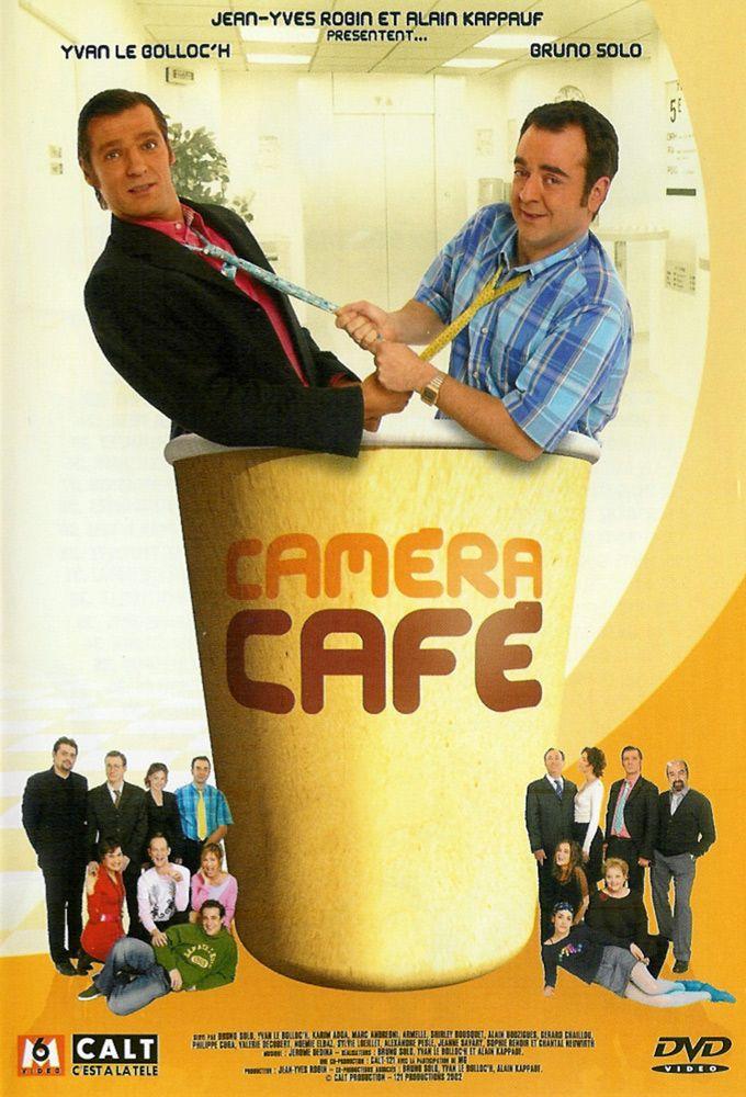 Caméra Café intégrale