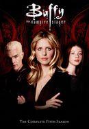Affiche Buffy contre les vampires - Saison 5