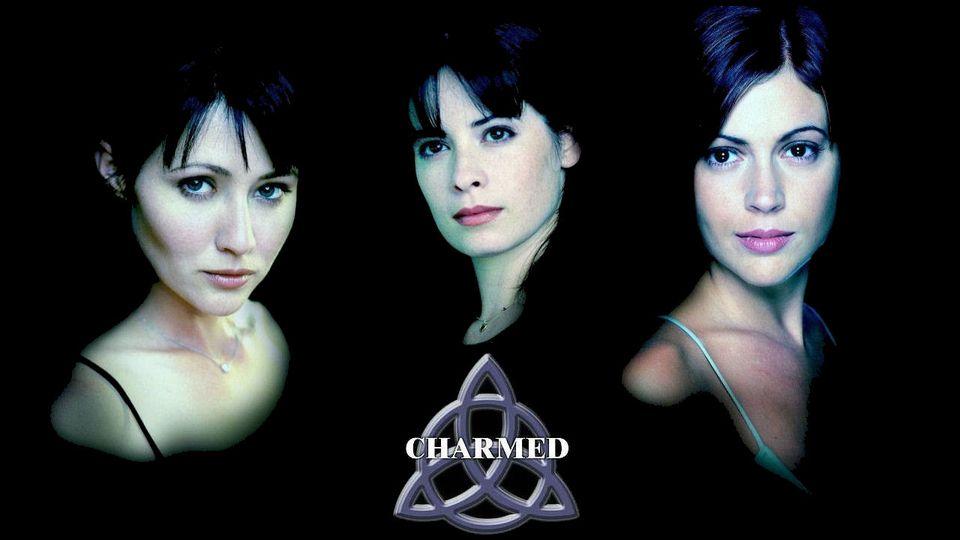 Risultati immagini per charmed tv series poster