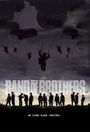 Affiche Band of Brothers - Frères d'armes