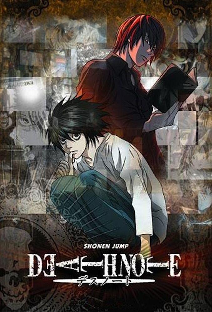 Affiches, posters et images de Death Note (2006 ...