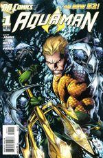 Couverture Aquaman (2011 - 2016)