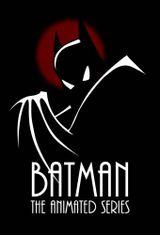 Affiche Batman, la Série Animée