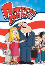 Affiche American Dad!