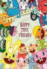 Affiche Happy Tree Friends