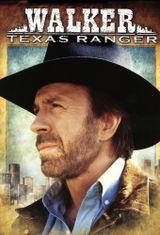 Affiche Walker, Texas Ranger