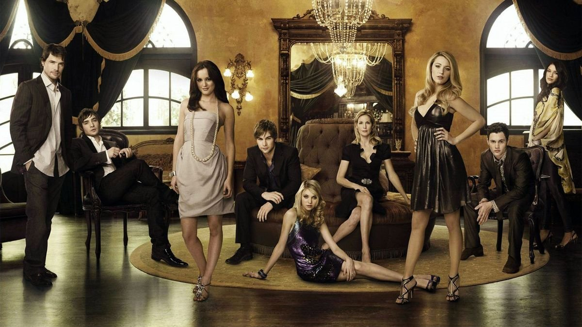 The Complete Gossip Girl Series