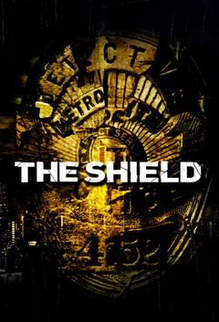 Affiche The Shield