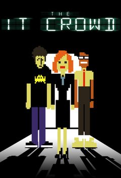 Affiche The IT Crowd