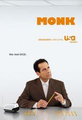 Affiche Monk