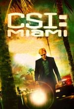 Affiche Les Experts : Miami