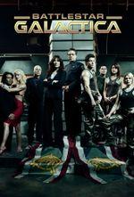 Affiche Battlestar Galactica