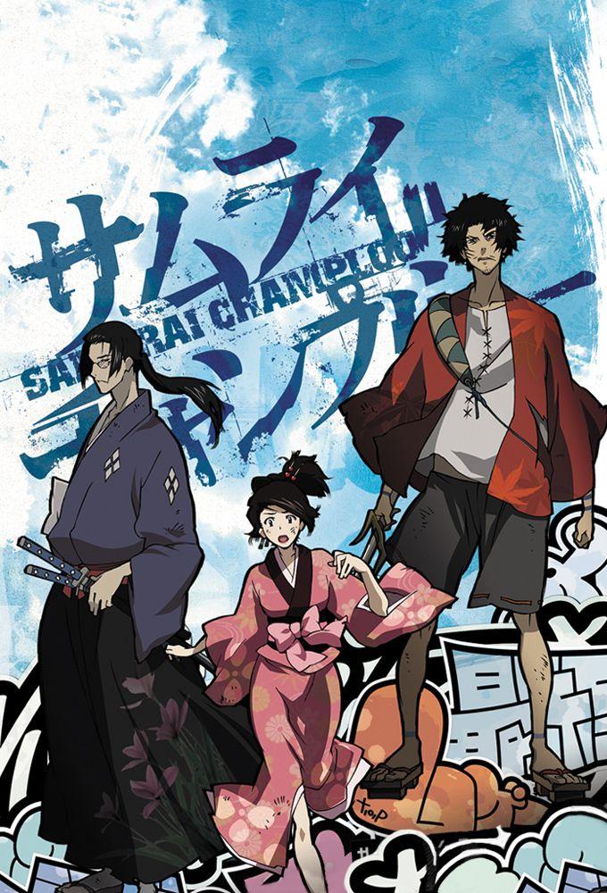 samurai champloo anime 2004 senscritique