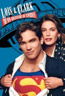 Affiche Loïs et Clark, les Nouvelles Aventures de Superman
