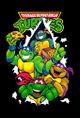 Affiche Tortues Ninja : Les Chevaliers d'écaille