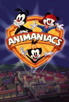 Affiche Les Animaniacs
